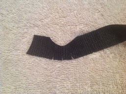 Velcro arch